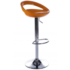 Bartelli design barkruk oranje (BS00070OR)