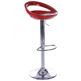 Bartelli design barkruk rood (BS00080RE)