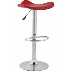 Bartelli design barkruk rood (BS00490RE)