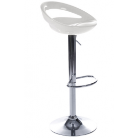 Bartelli design barkruk wit (BS00100WH)