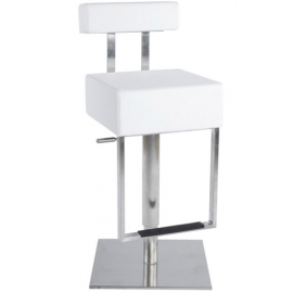 Bartelli design barkruk wit (BS00430WH)