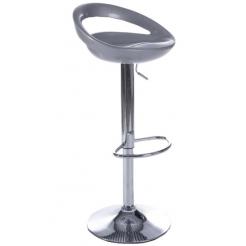 Bartelli design barkruk zilver (BS00090SI)